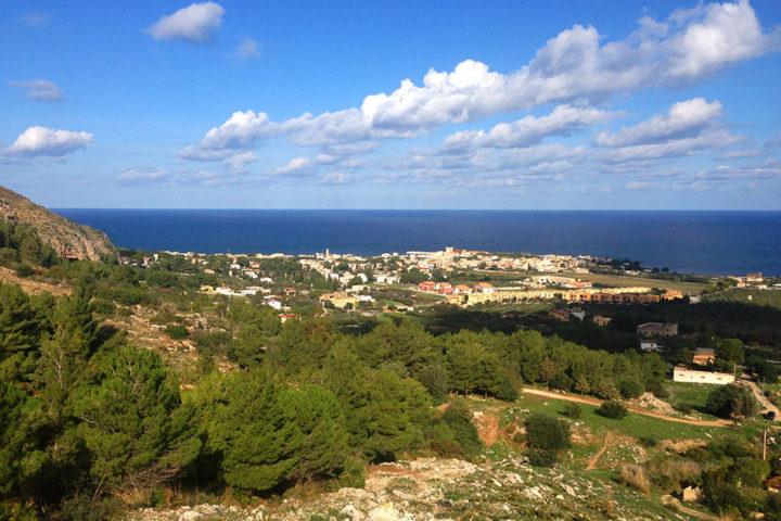 Panorama da Bonagia