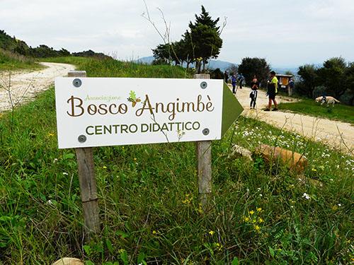 Centro didattico Bosco Angimbè