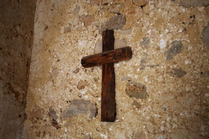 Chiesetta di San Matteo - crocifisso