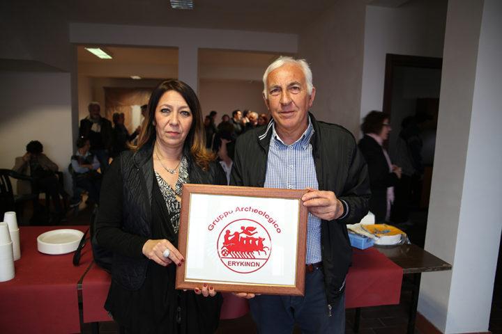 Daniela Toscano e Nicola Savalli