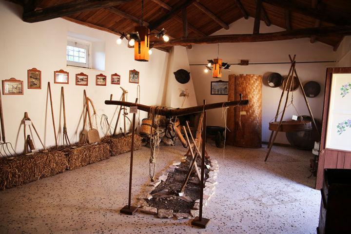 Museo agroforestale - aratro