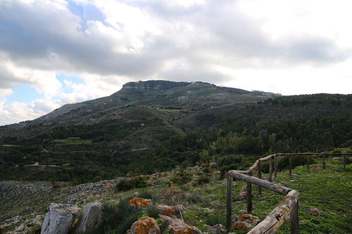 Monte Erice da San Matteo