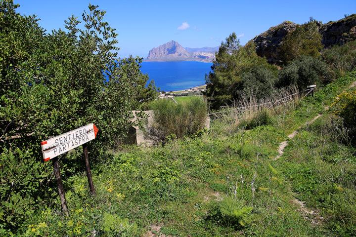 Sentiero Bonagia-San Matteo