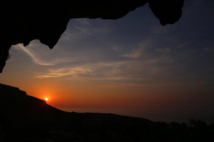 tramonto-solstizio-estate-grotta-polfermo