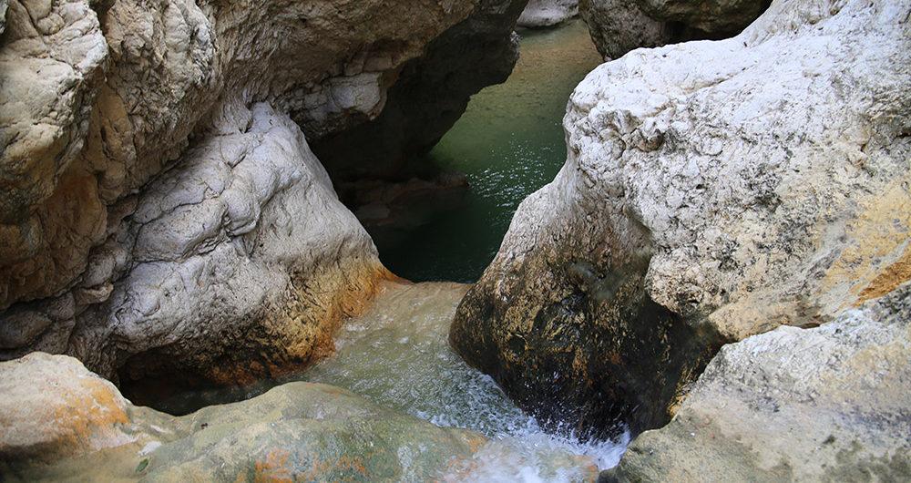 cascata orghe nere