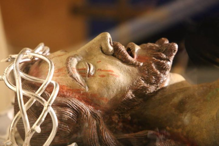 Cristo nell'urna
