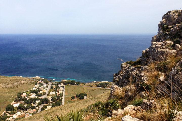Sentiero grotta Emiliana - San Matteo