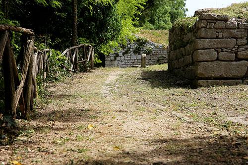 Il sentiero delle mura elimo-puniche
